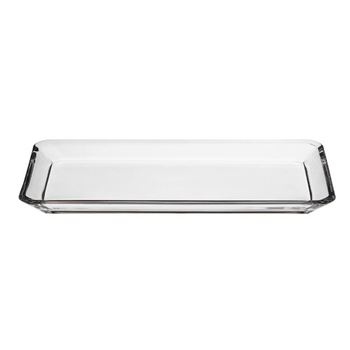"""Nude - Grace Serving Tray 11-3/4"""" x 5-1/2"""" x 3/4""""H 6/Case - NG68017"""