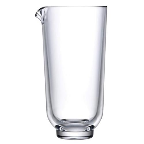 Nude - 22 oz Hepburn Mixing Glass 16/Case - NG68279
