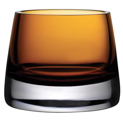 """Nude - Large Amber (3-1/4"""") Joy Votive 6/Case - NG28415AM"""