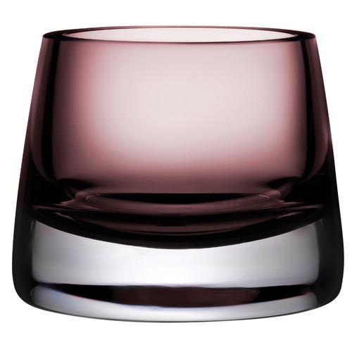 """Nude - Large Burgundy (3-1/4"""") Joy Votive 6/Case - NG28415BG"""