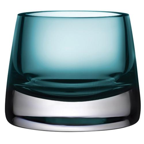 """Nude - Large Turquoise (3-1/4"""") Joy Votive 6/Case - NG28415TQ"""