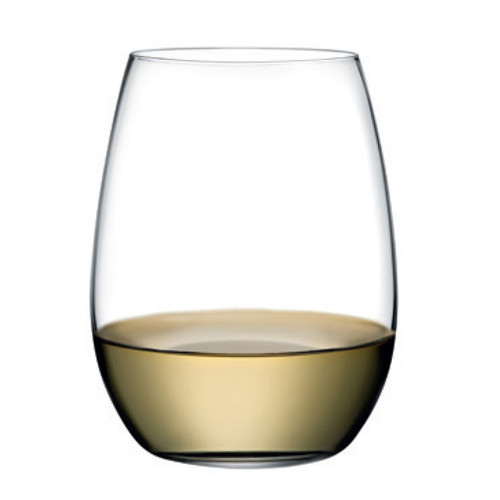 Nude - 12-1/2 oz Pure White Wine Glass 24/Case - NG64090