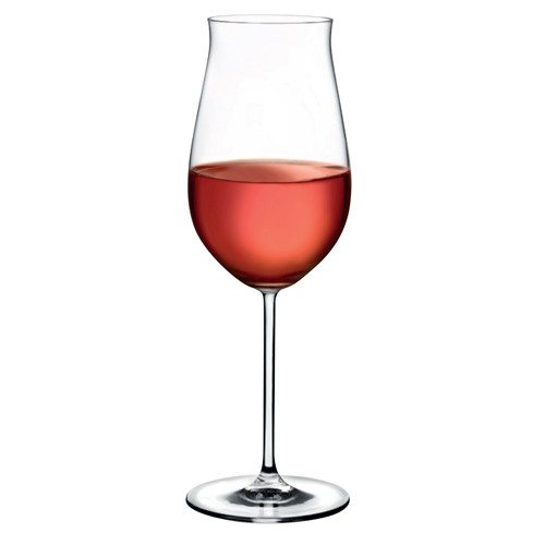 Nude - 10-3/4 oz Vintage Rose Wine Glass 24/Case - NG66113