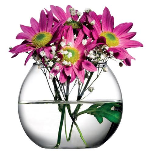 "Pasabahce - 3""H, (2.53 H Botanica Vase 12/Case - PG43407"