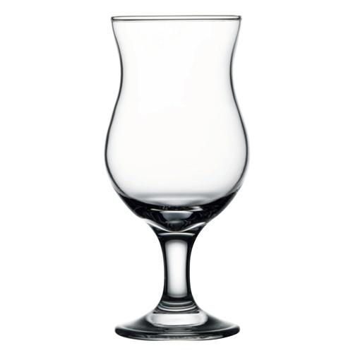 Pasabahce - 13-1/4 oz Capri Poco Hurricane Glass 24/Case - PG44872