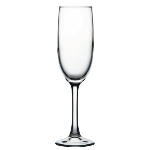 Pasabahce - 5-3/4 oz Imperial Plus Champagne Flute Glass 24/Case - PG44819