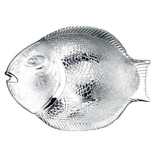 "Pasabahce - 14.25"" large Marine Platter 6/Case - PG10258"