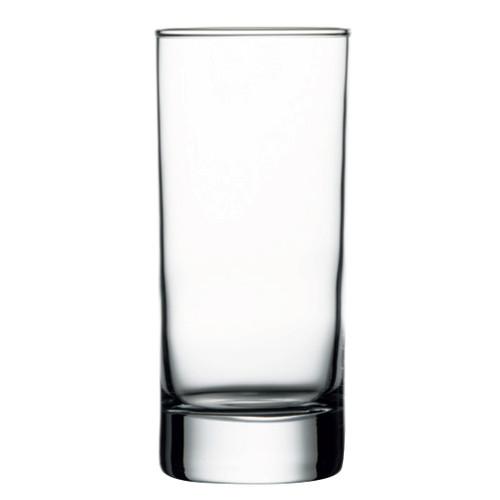 Pasabahce - 10 oz Side-Heavy Sham Hi-Ball Glass 48/Case - PG42439