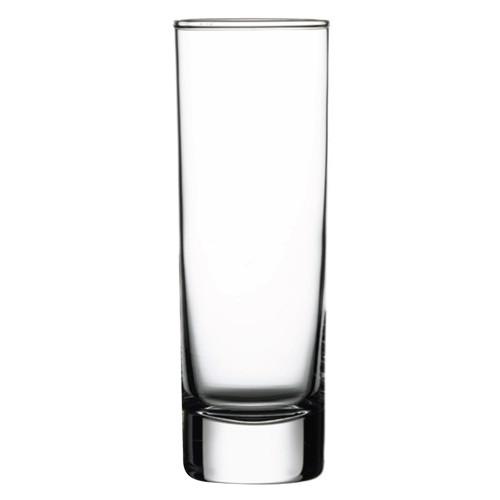 Pasabahce - 11 oz Side-Heavy Sham Hi-Ball Glass 24/Case - PG420005