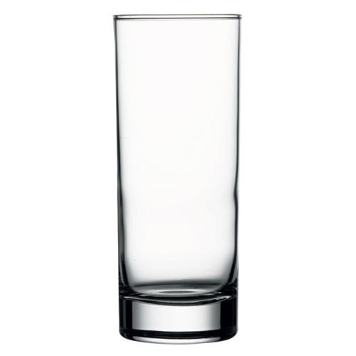 Pasabahce - 11-1/4 oz Side-Heavy Sham Hi-Ball Glass 48/Case - PG41060