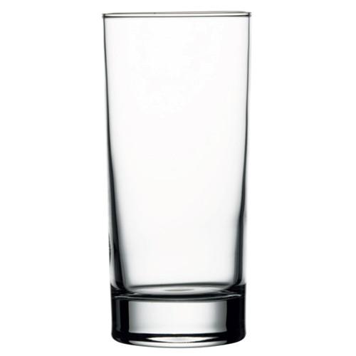 Pasabahce - 12 oz Side-Heavy Sham Hi-Ball Glass 12/Case - PG42894
