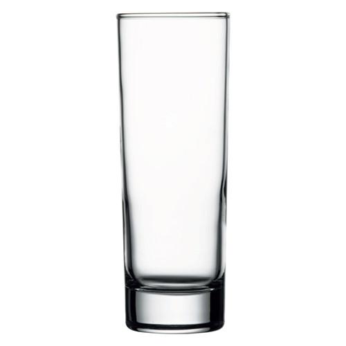 Pasabahce - 9-3/4 oz Side-Heavy Sham Hi-Ball Glass 48/Case - PG42469