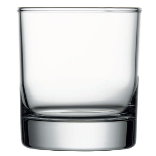 Pasabahce - 10-1/2 oz Side-Heavy Sham Old Fashioned Glass 12/Case - PG42884