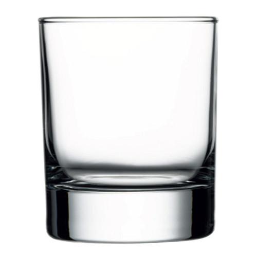 Pasabahce - 5-3/4 oz Side-Heavy Sham Rocks Glass 48/Case - PG42433