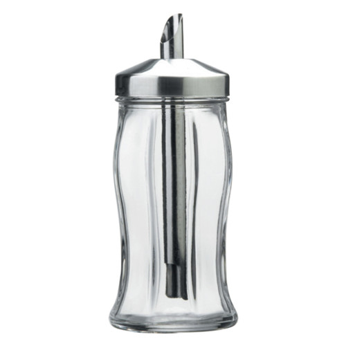 """Pasabahce - 8 oz. (240ml), (5""""H; 2.45 oz Sugar Pourer 12/Case - PG80078"""