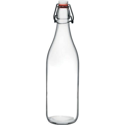 Pasabahce - 16-3/4 oz Swing Top Bottle 6/Case - PG80346