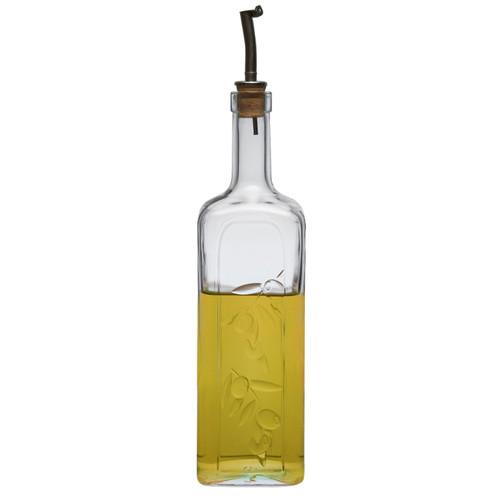 Pasabahce - 33-1/4 oz Tabletop Oil/Vinegar Bottle 12/Case - PG80230