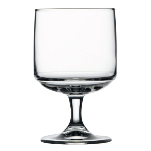 Pasabahce - 10 oz Tower Goblet Glass 12/Case - PG44074