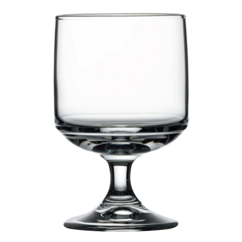 Pasabahce - 6 oz Tower Goblet Glass 12/Case - PG44034