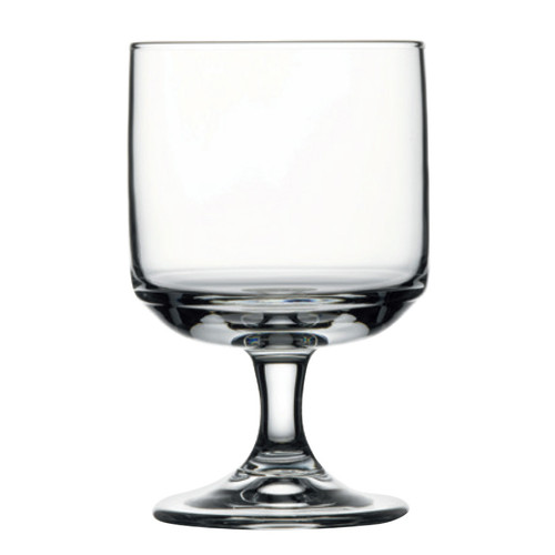Pasabahce - 8 oz Tower Goblet Glass 12/Case - PG44044