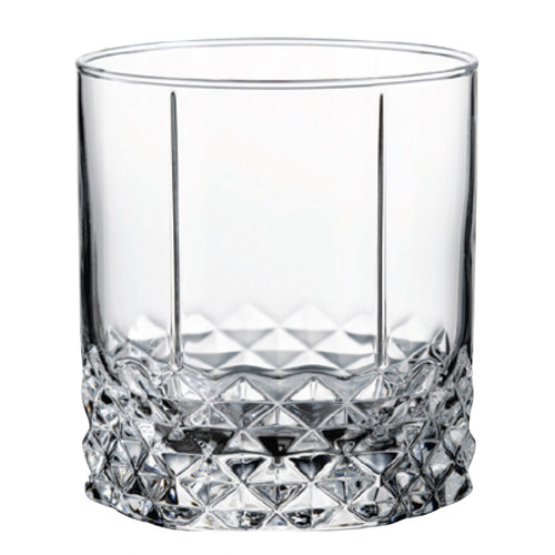 Pasabahce - 10-1/2 oz Valse Rocks Glass 48/Case - PG42945