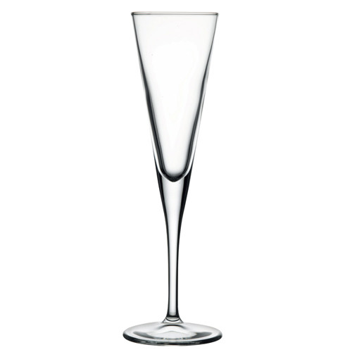 Pasabahce - 5 oz V-Line Champagne Flute 12/Case - PG44305