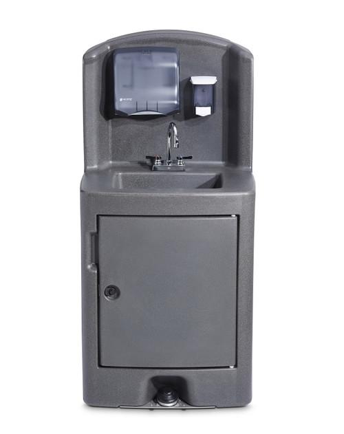 Crown Verity - Cold Water Polyethylene Hand Sink - CV-PHS-5C