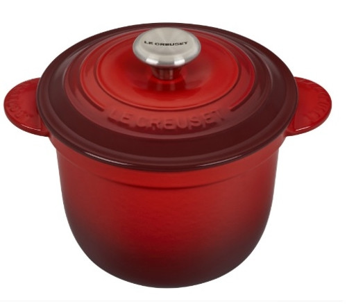 Le Creuset - 2 L (2.25 Qt) Cherry Rice Pot - LS4101S-1867
