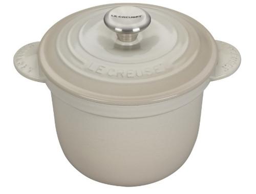 Le Creuset - 2 L (2.25 Qt) Meringue Rice Pot - LS4101S-189N