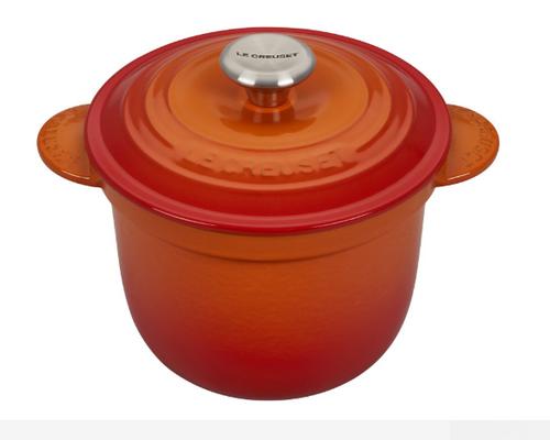Le Creuset - 2 L (2.25 Qt) Flame Rice Pot - LS4101S-182