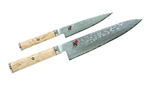 Miyabi - Birchwood 5000 MCD 2 Piece Knife Set
