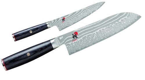 Miyabi - Kaizen II 5000 FC-D 2 Piece Knife Set - 34690-004