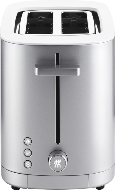 Zwilling - Enfinigy Silver 2 Slice Toaster