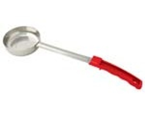 Johnson-Rose - 2 Oz Portion Control Red Spoon - 3242
