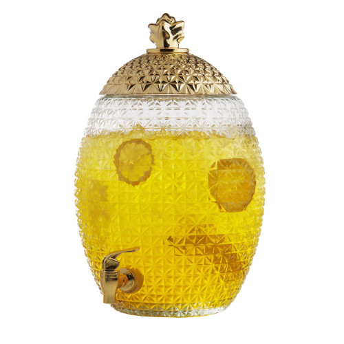 Brilliant - 10L Pineapple Drink Dispenser