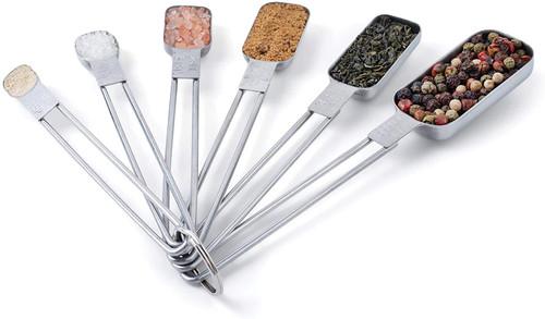 Fox Run - 6 Pc Measuring Spoon Set