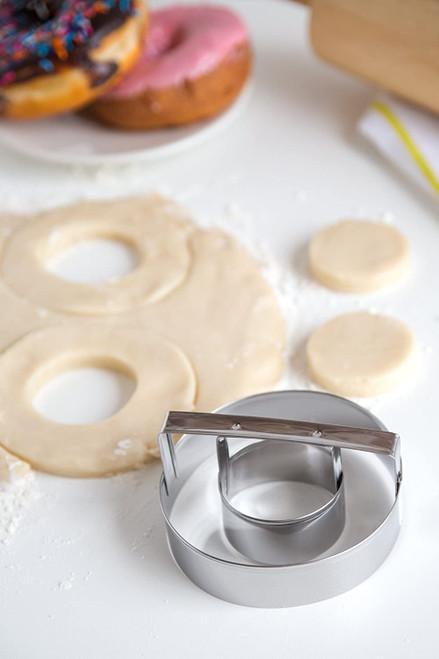"""Fox Run - 4"""" Donut Cutter"""