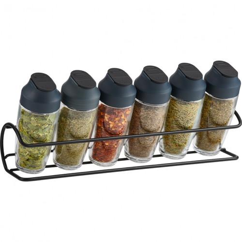 Trudeau - 6 Bottle Horizontal Spice Rack