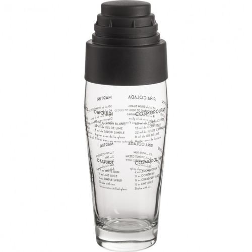 Trudeau - 20 Oz Glass Cocktail Shaker