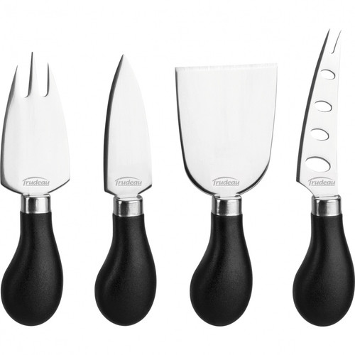 Trudeau - Specialty Cheese Knife Set (Set of 4)
