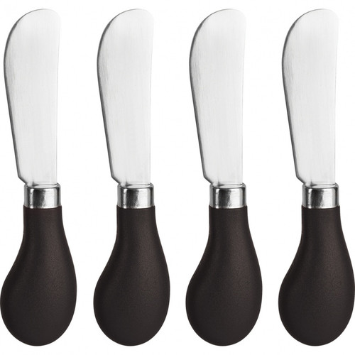 Trudeau - Soft Cheese Knife Set (Set of 4)