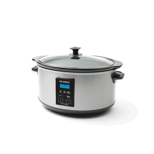 Riccardo - 6 Qt Digital Slow Cooker