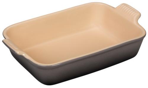Le Creuset - 3.8 L Oyster Rectangular Casserole Dish