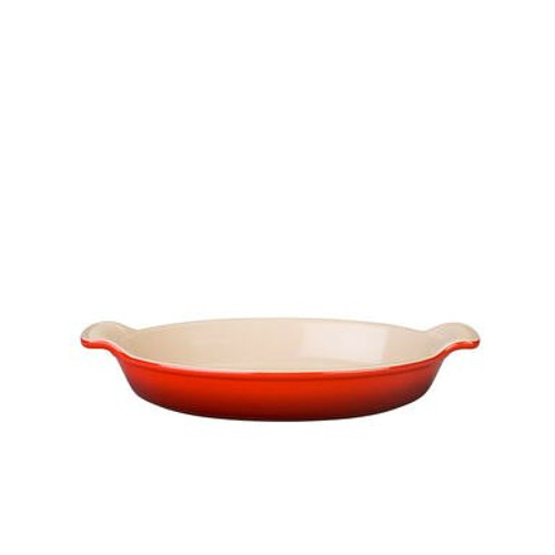 Le Creuset - 0.18 L Cherry Oval Au Gratin Dishes (Set of 4)