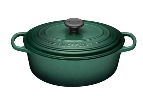 Le Creuset - 4.7 L (5 QT) Artichaut French Oval Dutch Oven