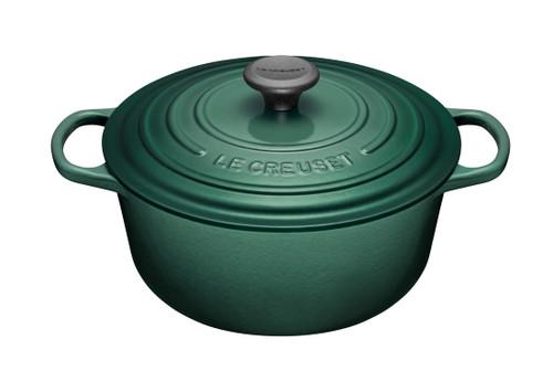 Le Creuset - 5.3 L (5.5 QT) Artichaut French Round Dutch Oven