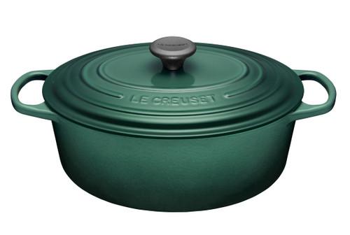 Le Creuset - 6.3 L (6.75 QT) Artichaut French Oval Dutch Oven