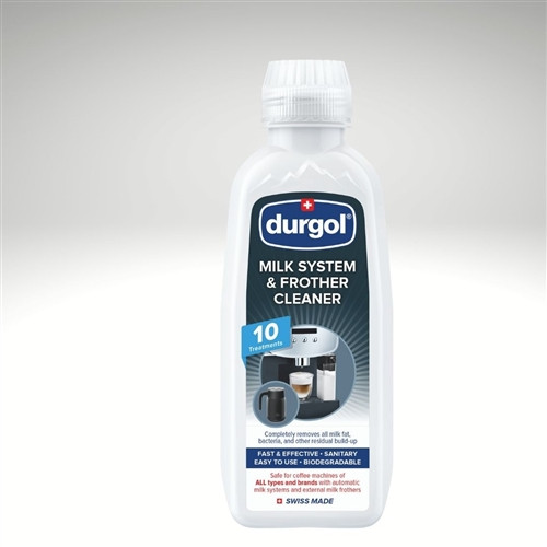 Durgol - 16.9 Oz Milk System & Frother Cleaner