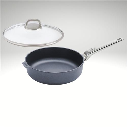 """l - Diamond Lite Pro 12.5"""" (5 QT) Saute Pan With Lid"""