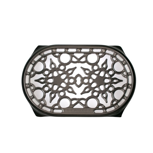 "Le Creuset - 9.5"" (27 cm) Oyster Deluxe Oval Trivet"